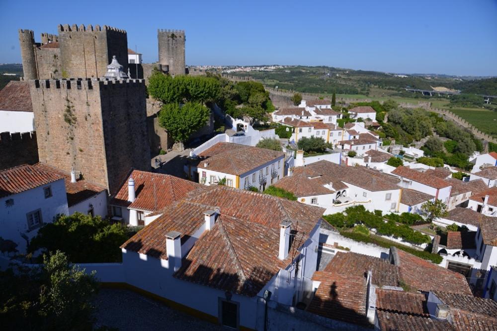 白色建築/婚禮之城/白色之城/葡萄牙