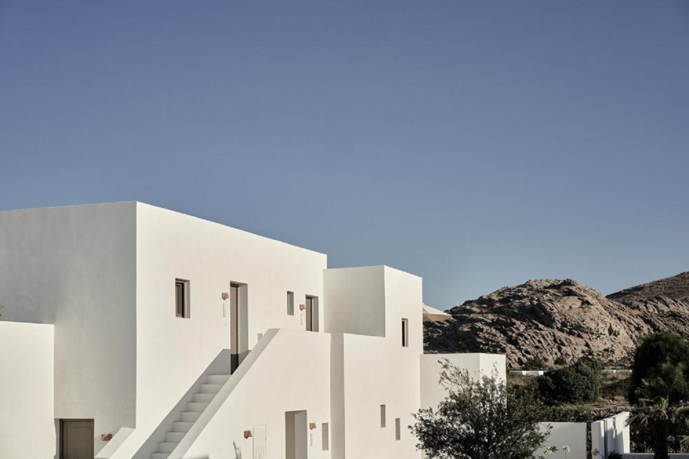 白色建築/白色之城/Parīlio/希臘