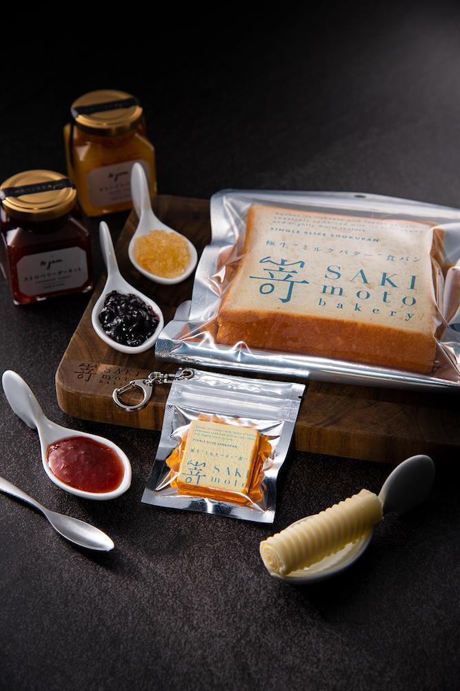 生吐司悠遊卡/嵜本 SAKImoto Bakery/嵜本生吐司