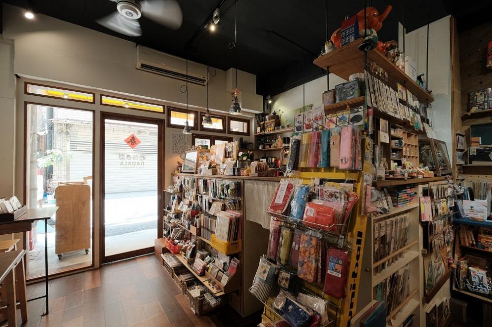 文具/DADALA文具咖啡店/嘉義/台灣