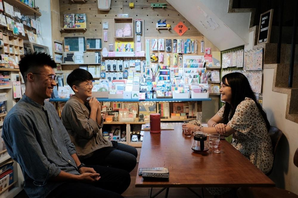 店主/DADALA文具咖啡店/嘉義/台灣