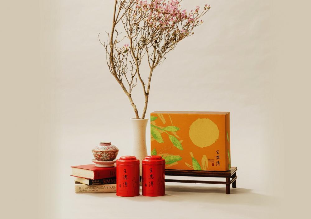 茶葉/王德傳茶莊/中秋禮盒/台灣