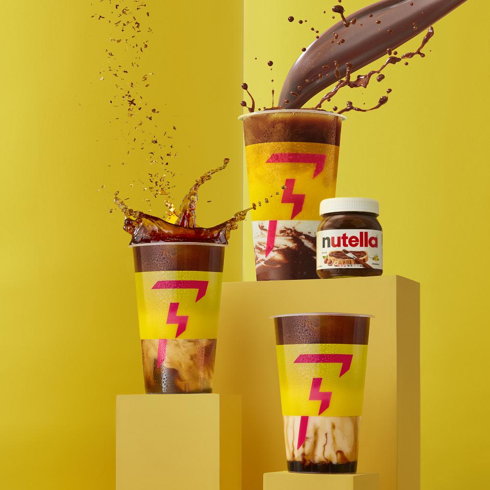 飲品/Flash Coffee/行天宮/台北/台灣