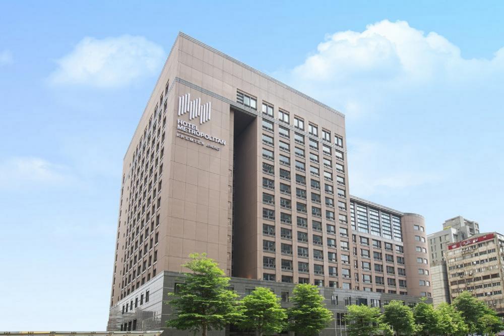 外觀/JR東日本大飯店/台北/台灣