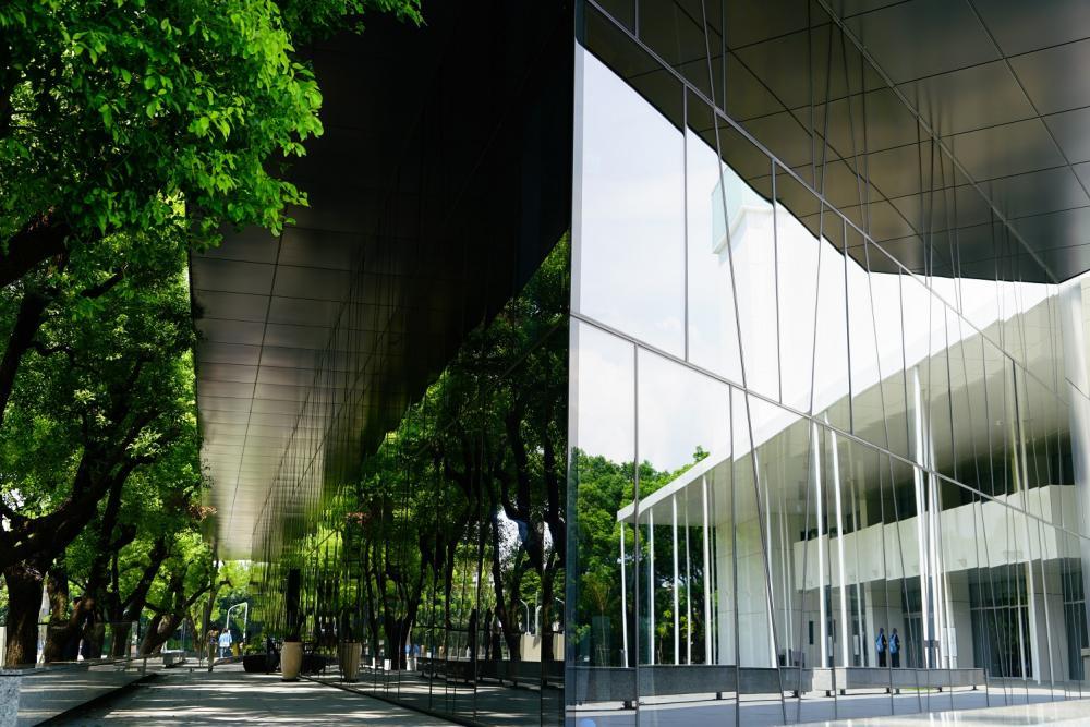 屏東縣立圖書館/森林系圖書館/屏東/台灣