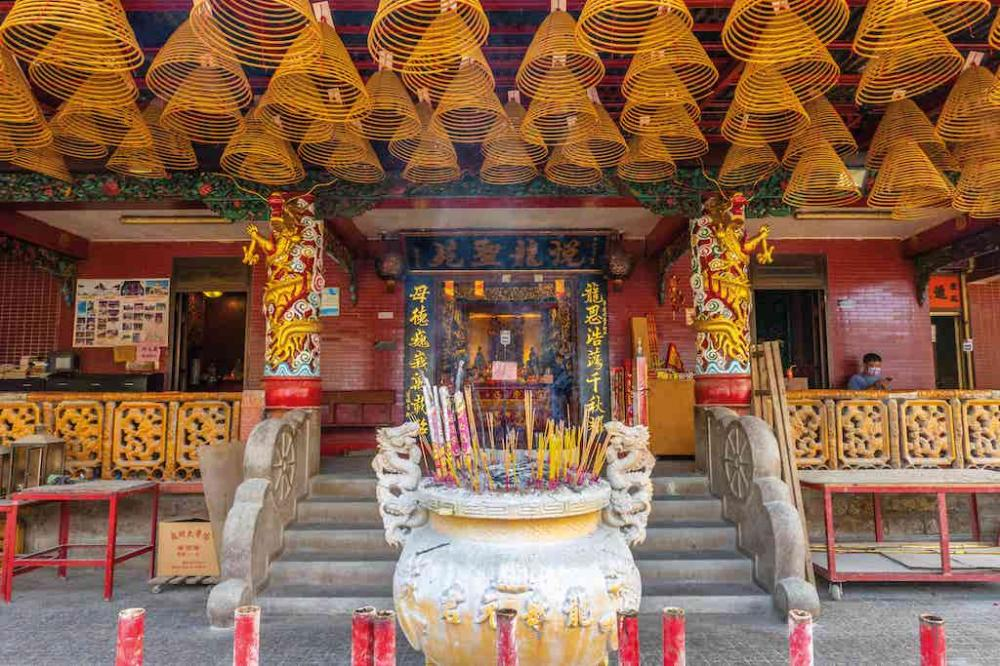 龍母廟/旅行 / 藝術 / 天后宮 / 坪洲/香港