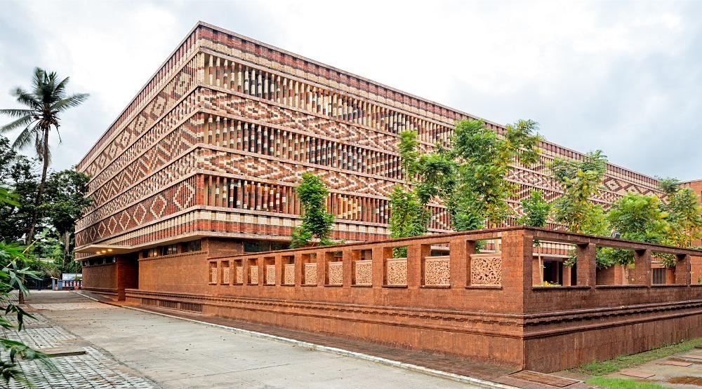 外觀/Krushi Bhawan/辦公大樓/奧里薩邦/印度