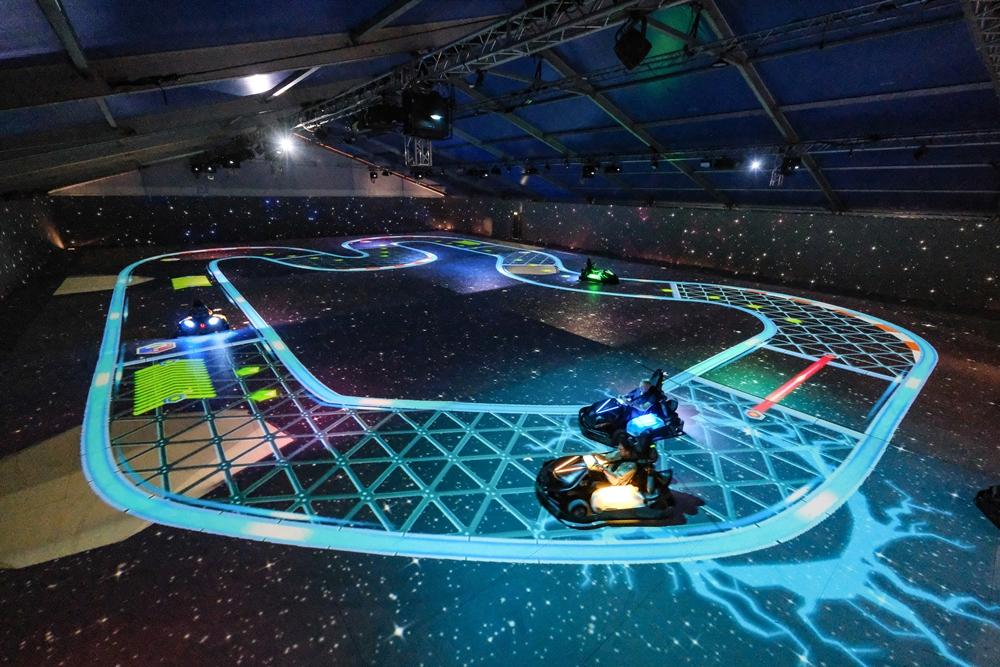 跑道/Chaos Karts/賽車遊戲/擴增實境/卡丁車/倫敦/英國
