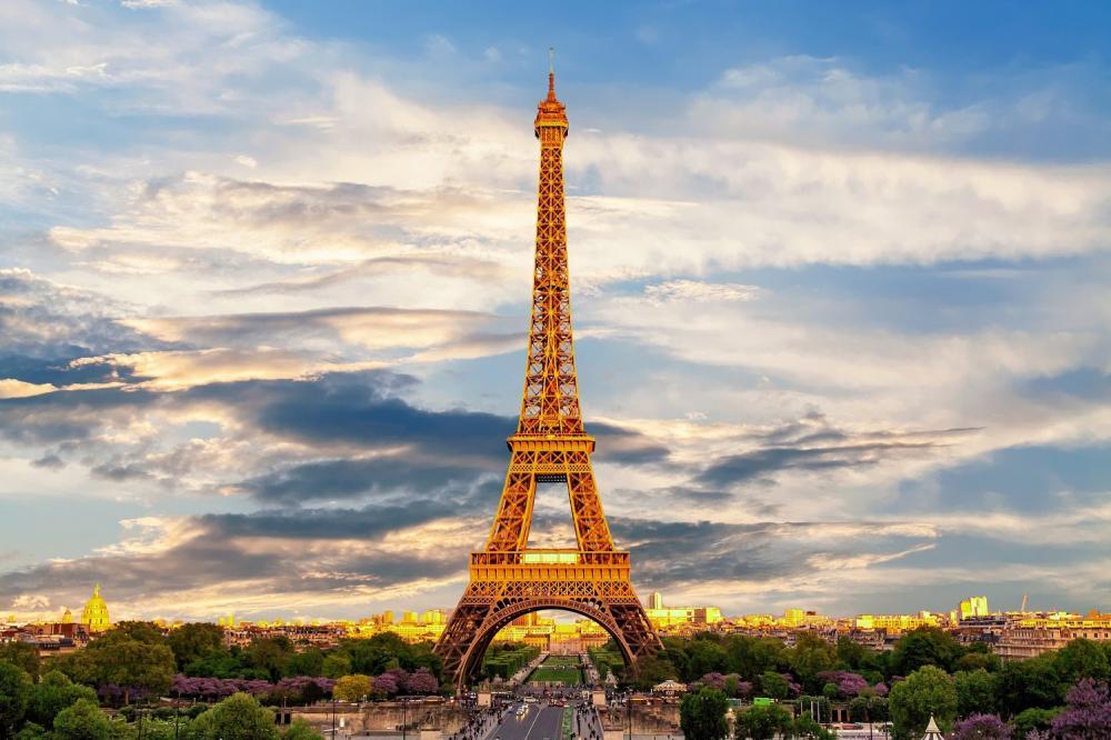 艾菲爾鐵塔/居家VR環遊世界/巴黎/法國