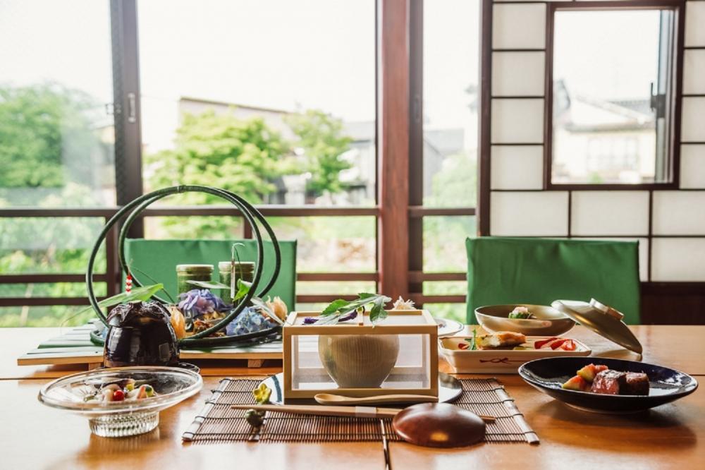 餐點/日式料理/御料理 貴船/金澤市/石川縣/日本