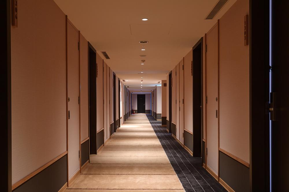 走廊/格拉斯麗台北飯店/台北/台灣
