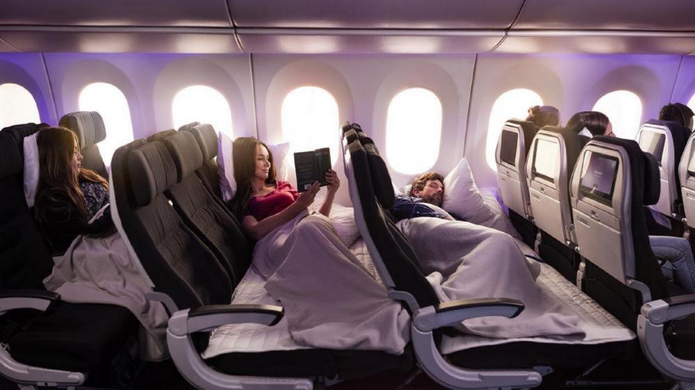 床/紐西蘭航空/航空公司/台灣