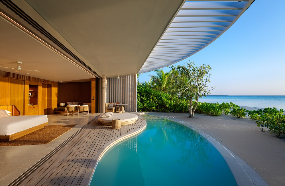The Ritz Carlton Maldives/飯店/法雷群島/馬爾地夫
