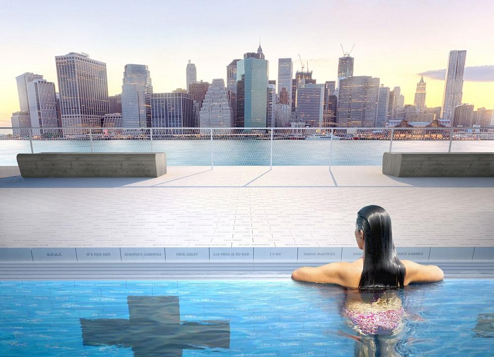 +Pool/游泳池/旅遊/紐約/美國