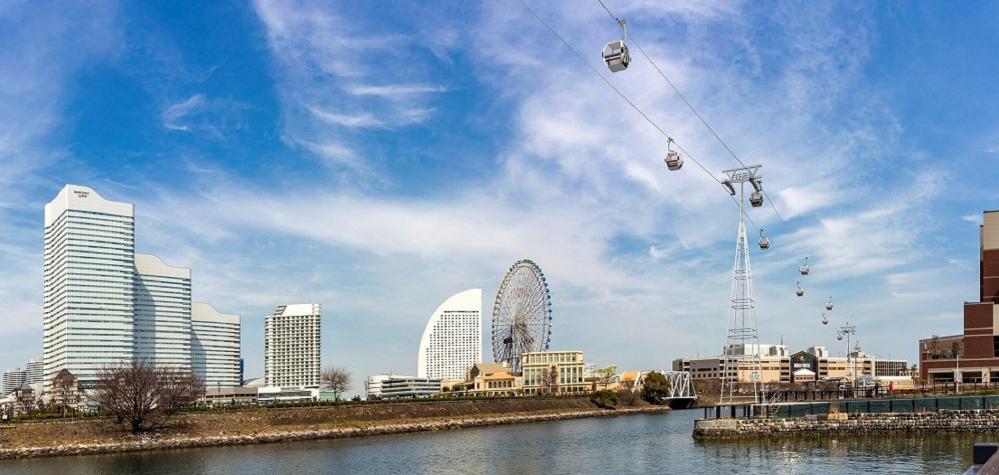 纜車/YOKOHAMA AIR CABIN/旅遊/橫濱/日本