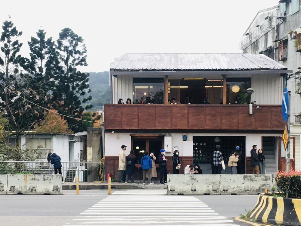 外觀/綠河Green River Roastery/新店/台灣