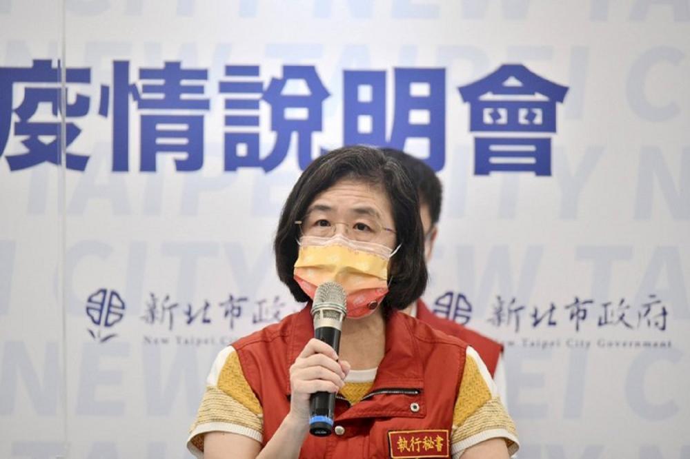 衛生局長/記者會/新北市衛生局/台灣