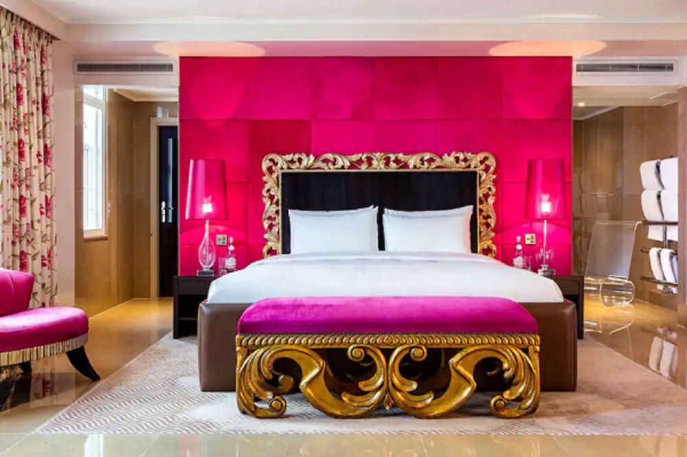 客房/倫敦梅費爾麗笙精選飯店/Hotels.com/倫敦/英國