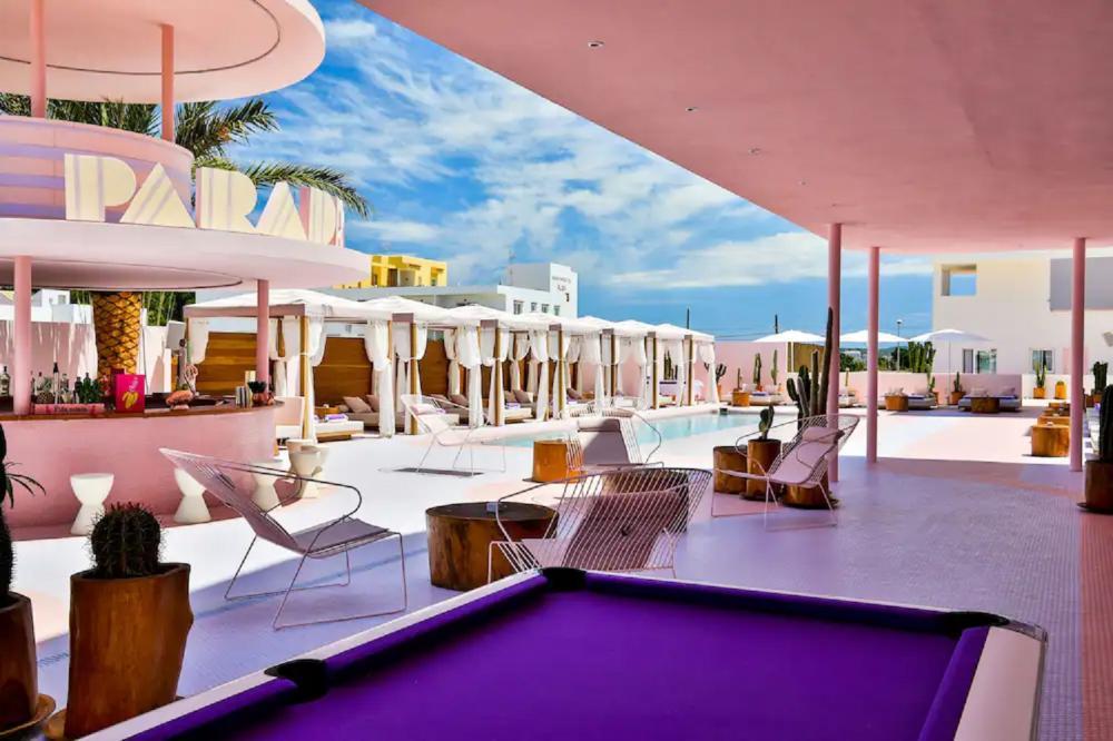 游泳池/伊比薩天堂藝術飯店/Hotels.com/西班牙