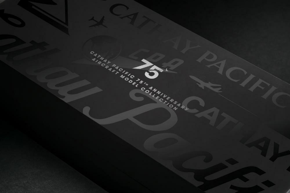 周邊商品/國泰航空/75週年/台灣