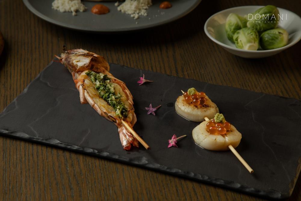 中秋套餐/Domani義式餐廳/義式料理/台北/台灣