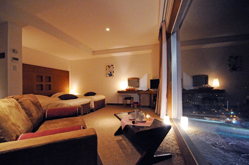 套房/Sierra Resort Hotel Yuzawa/新潟/日本