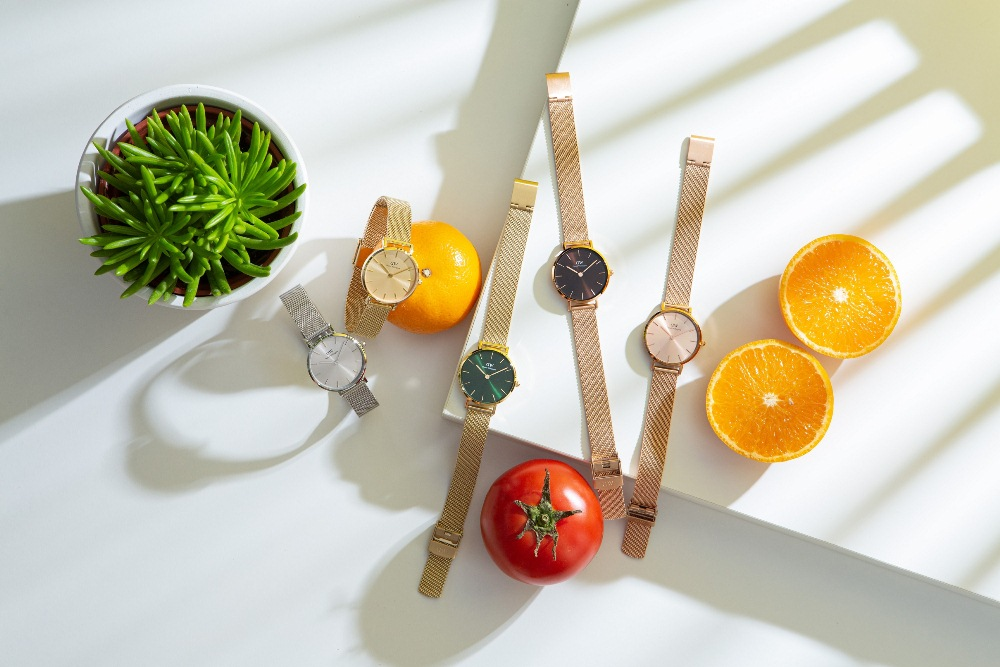 Color Dials 幻彩系列/腕錶/Daniel Wellington/台灣