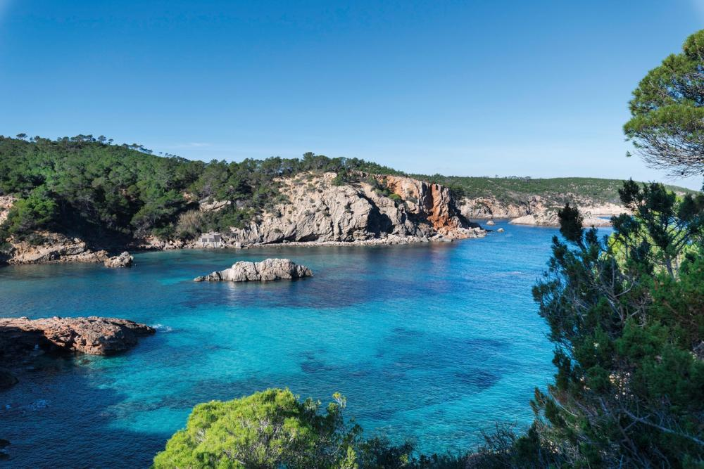 海邊/Six Senses Ibiza/渡假村/伊比薩半島/西班牙