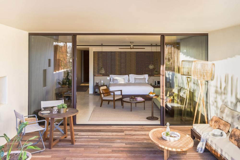 客房/Six Senses Ibiza/渡假村/伊比薩半島/西班牙