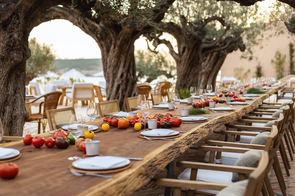 餐廳/Six Senses Ibiza/渡假村/伊比薩半島/西班牙
