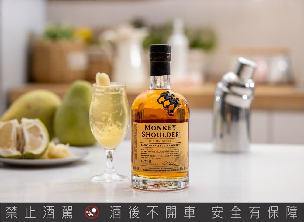 宣傳圖/三隻猴子/單一麥芽威士忌/格蘭父子/中秋提案/台灣