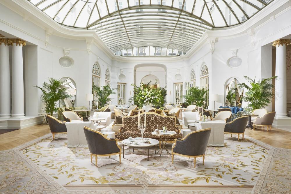 飯店空間/馬德里文華東方麗茲酒店/奢華酒店/馬德里/西班牙