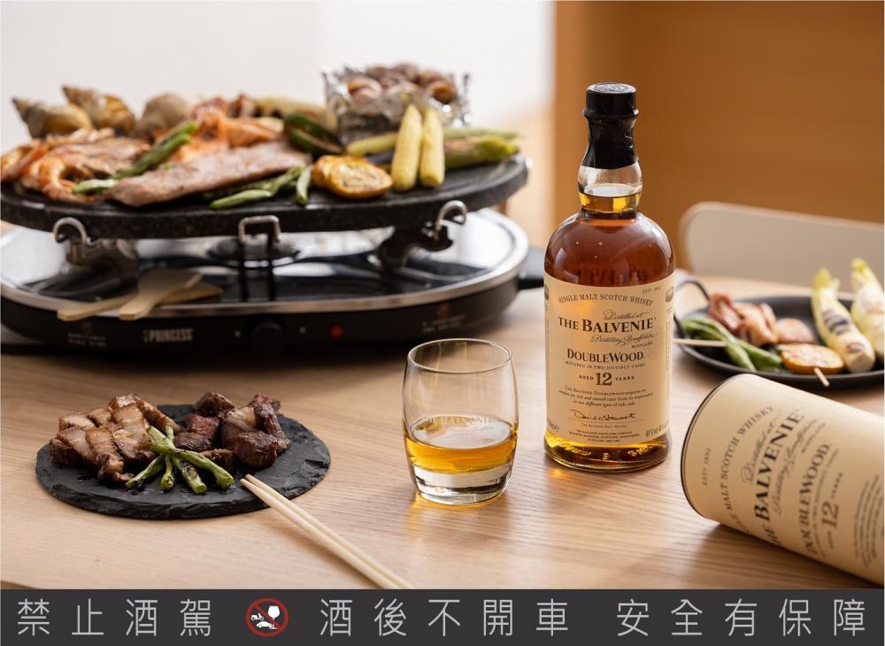 宣傳圖/百富12年雙桶/單一麥芽威士忌/格蘭父子/中秋提案/台灣