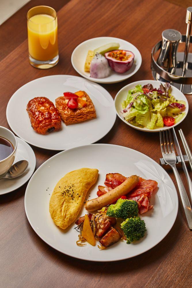 早餐/餐廳/JR東日本大飯店/台北/台灣
