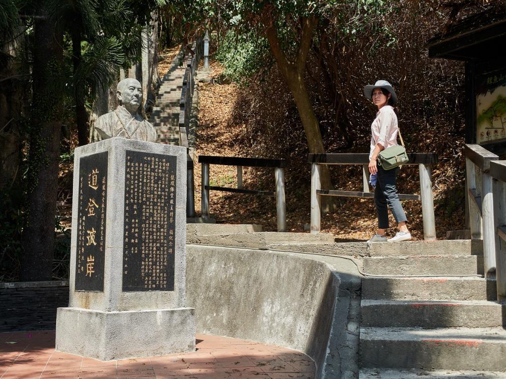 登山步道/鯉魚山步道/旅遊/台東/台灣