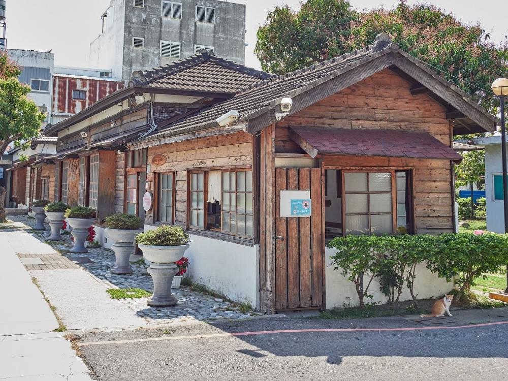 外觀/寶町藝文中心/旅遊/台東/台灣
