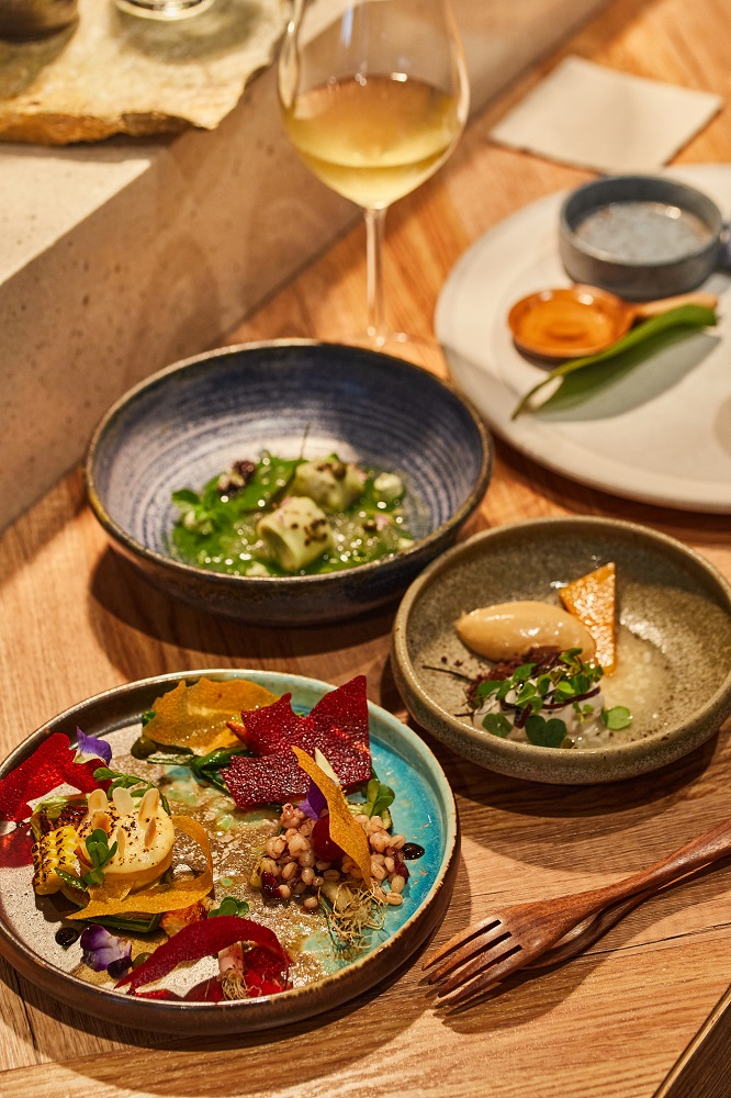 餐點/露 Dew - chef's wine and gourmet/法式料理/台中/台灣