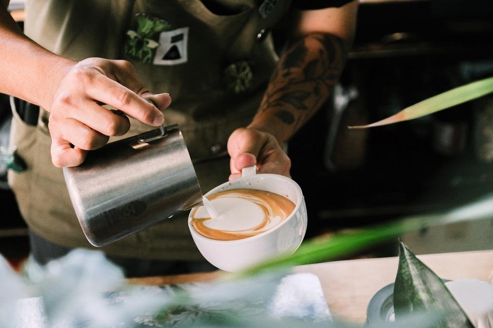咖啡/Corner Green植角工作室/植物/創意生活/新竹/台灣