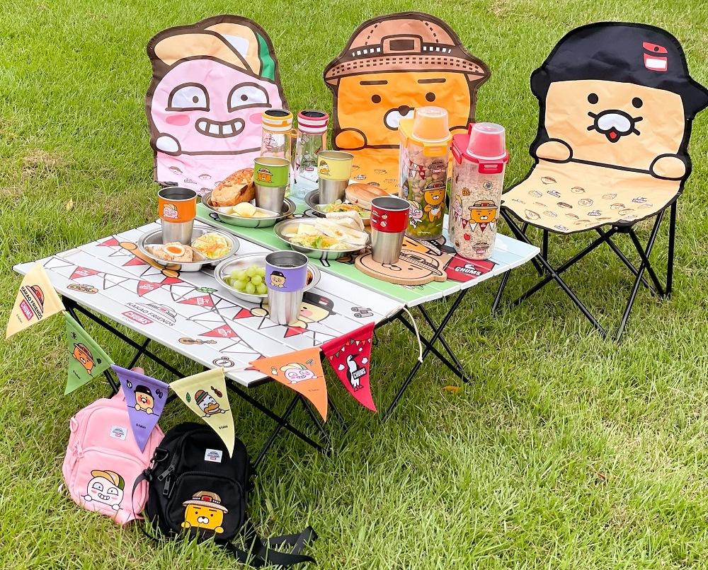 野餐系列/Kakao Friends集點/7-ELEVEN/創意生活/台灣