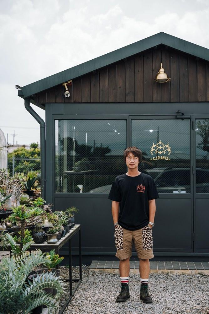 人物專訪/CJ Plants/植物/創意生活/台中/台灣