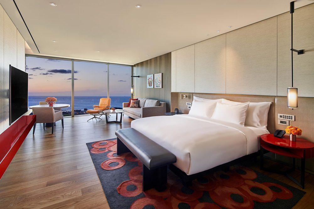 套房/Grand Hyatt Jeju/飯店/度假景點/濟州島/濟州島/韓國