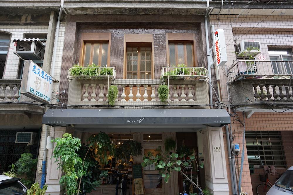 外觀/Tella Tella Café/赤峰街/台北咖啡廳/中山站/雙連站/台灣