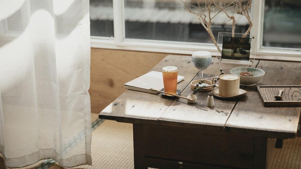 甜點/飲品/阡日咖啡供應所/咖啡廳/美食/台北/台灣