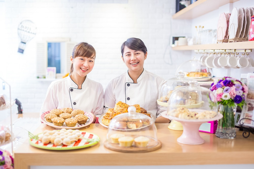 Virginia/Veronica/台北甜點推薦/Miss V Bakery/赤峰街/台北/台灣