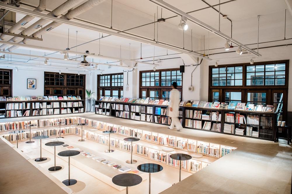 不只是圖書館/建築/創意生活/台北/台灣