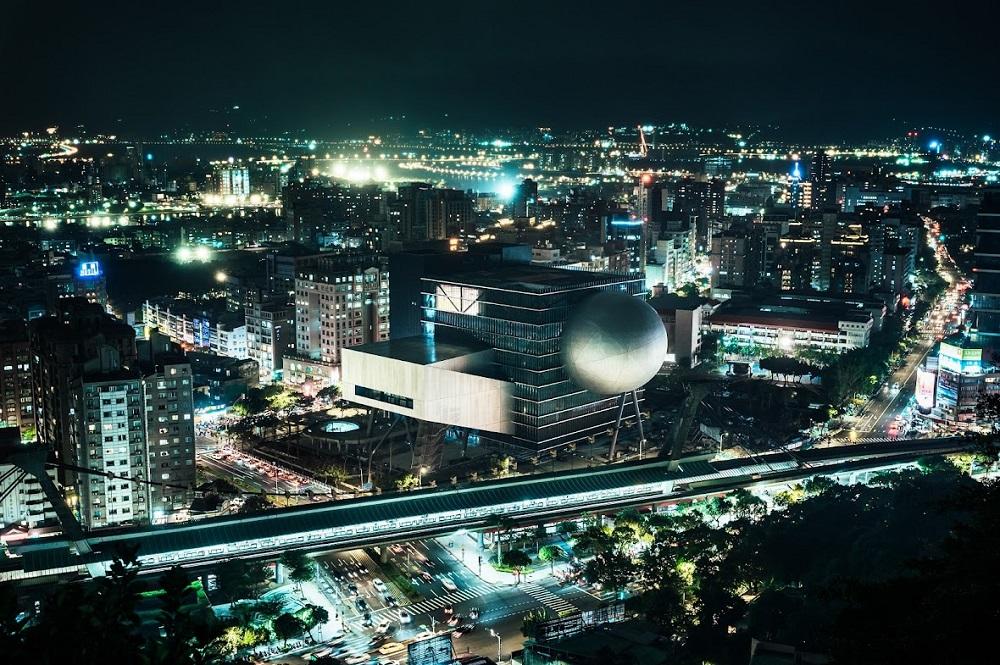 台北表演藝術中心/建築/創意生活/台北/台灣
