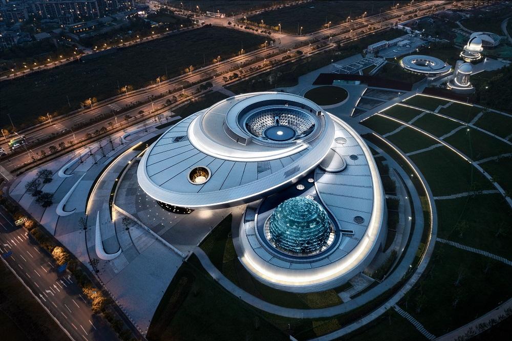 上海天文館/旅遊/上海/中國