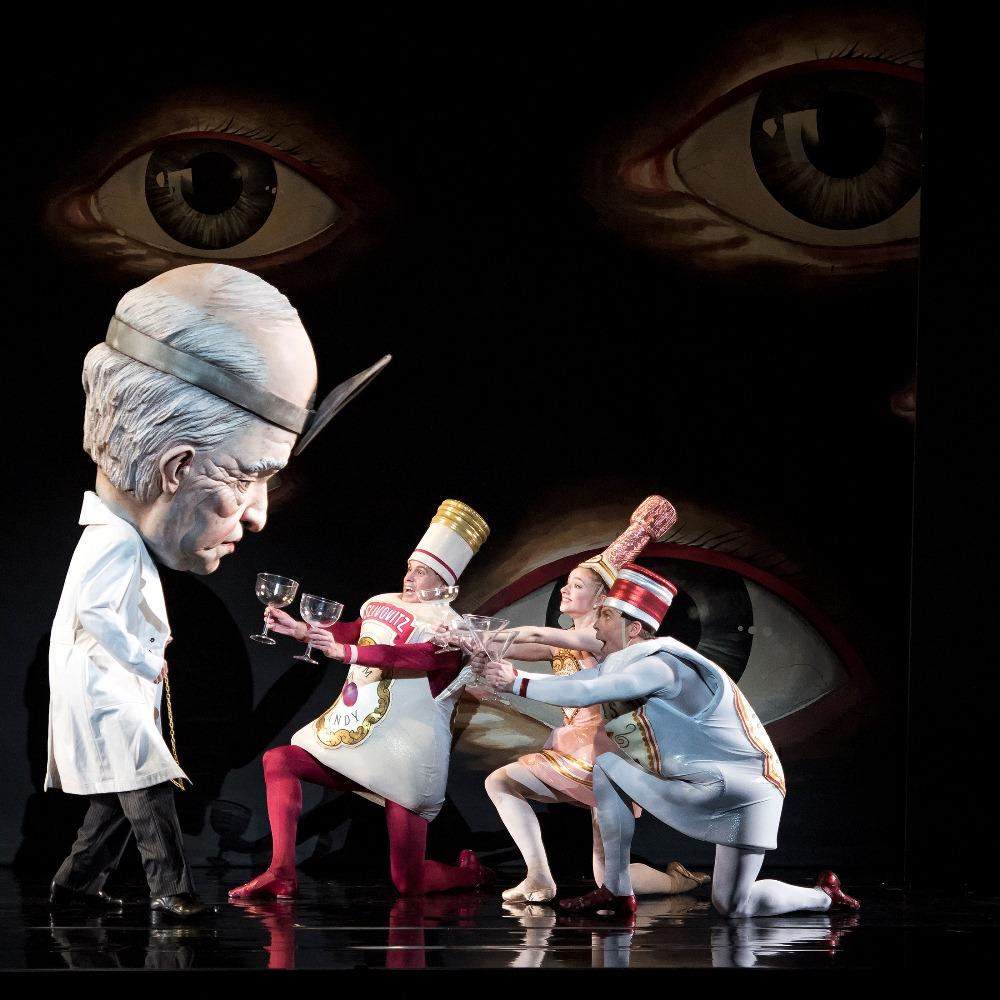 美國芭蕾舞劇院《芭蕾小忌廉》