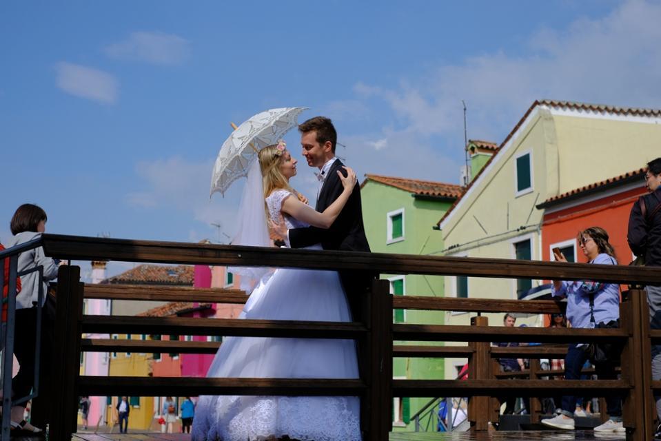 蜜月夫妻瑞法自由行&巴黎婚紗拍攝