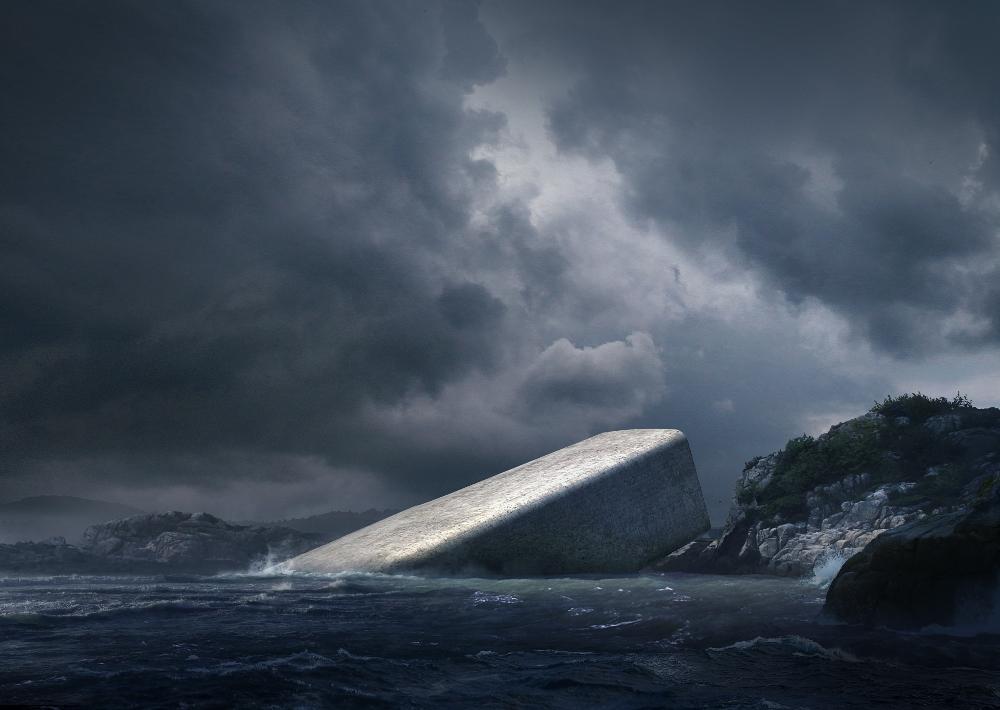 海底世界夢幻宴席